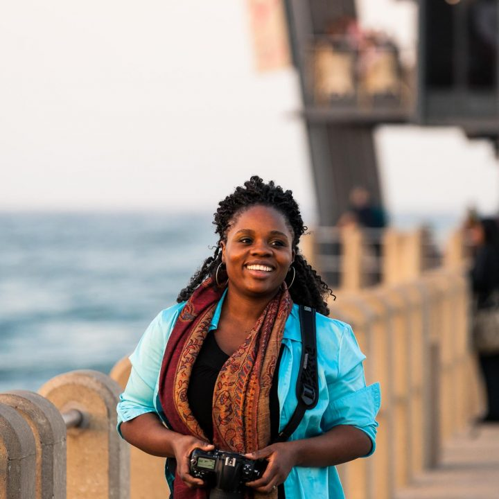 National Geographic | Through The Lens : Lola Akinmade