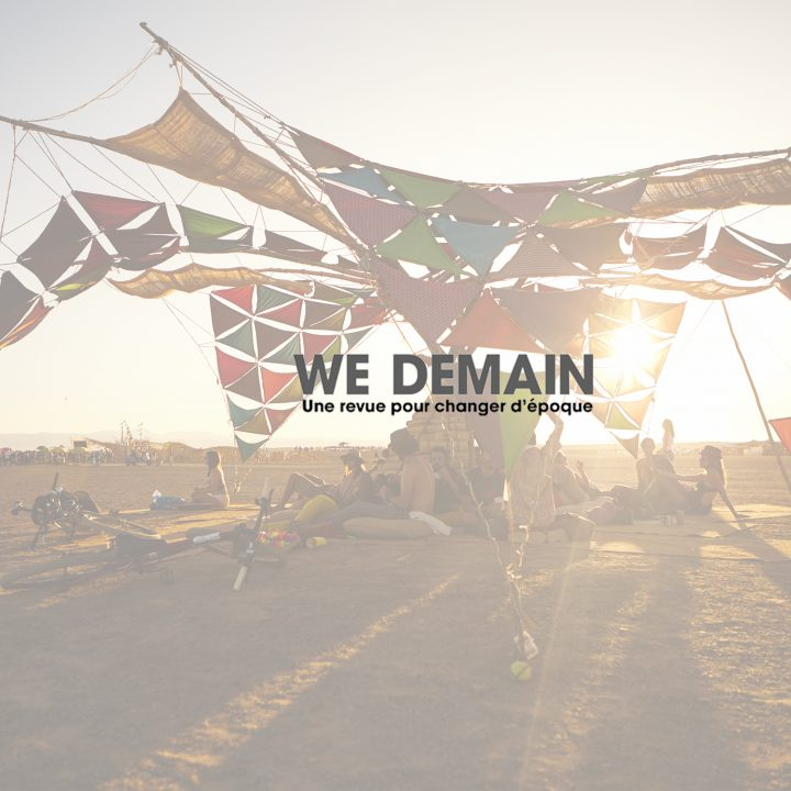 WE Demain | Afrikaburn